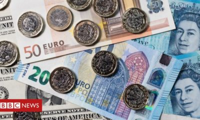 Brexit: Pound and shares jump on optimism over talks