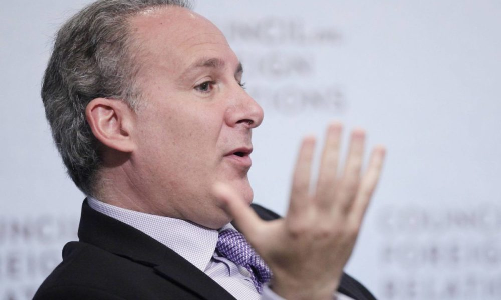 Peter Schiff's Bitcoin Bashing Is Getting Absurd