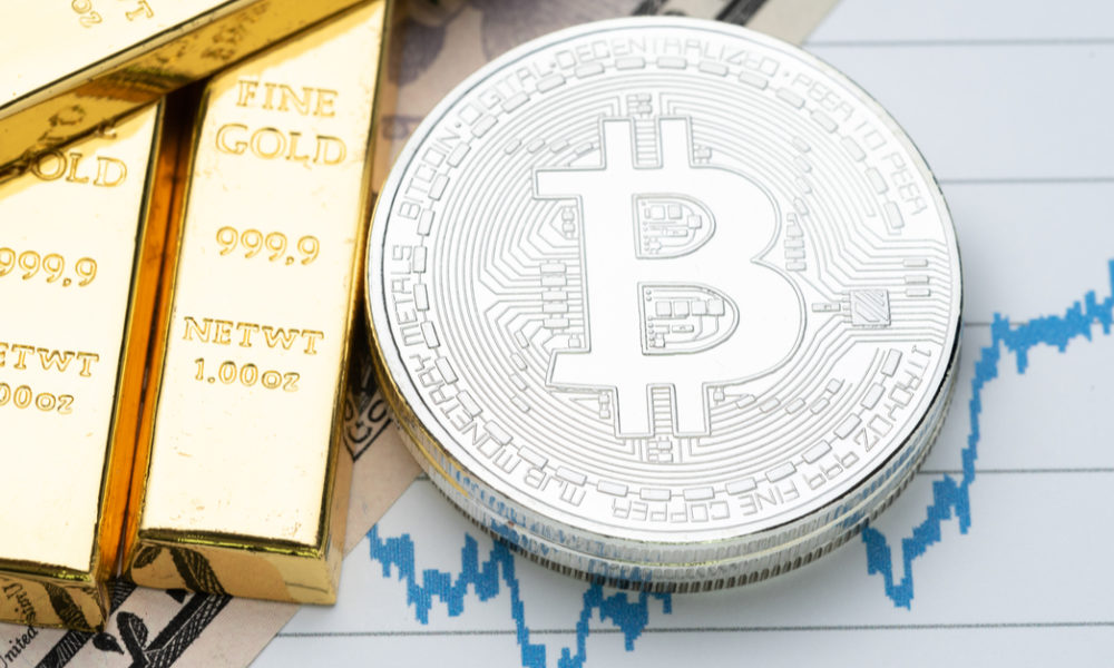 Gold Is Destroying Bitcoin in the Battle of the Safe Havens
