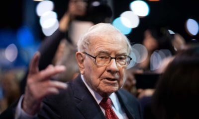 The Dow Is Rallying as Warren Buffett Buys the Stock Market Dip