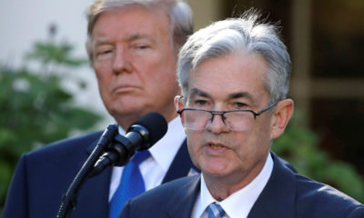 Dow Futures Crash 900 Points as Fed Capitulates To Trump