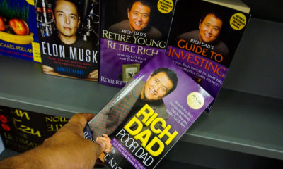 'Rich Dad' Author's Dangerous Investing Tip Will Leave You Laughably Poor