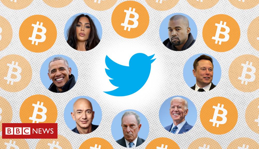 Twitter hack: Exchange 'blocked 1,000 Bitcoin transactions'