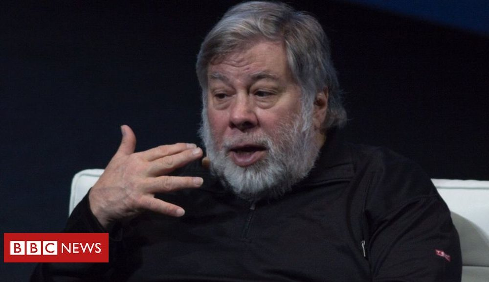 Apple co-founder sues YouTube over Bitcoin scam