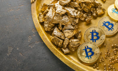 Bitcoin-Gold Correlation Hits Record High as Institutions Buy Crypto